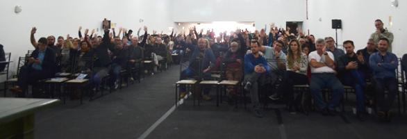 Banrisulenses reafirmam defesa do Banrisul público em 27º Encontro Nacional