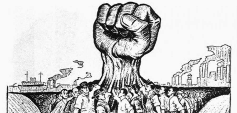 1° de Maio,Dia Internacional dos trabalhadores/as!