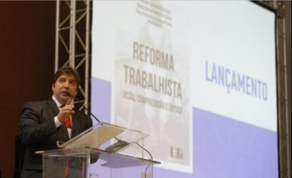 Para Anamatra, lei da reforma trabalhista é incompatível com normas e convenções da OIT