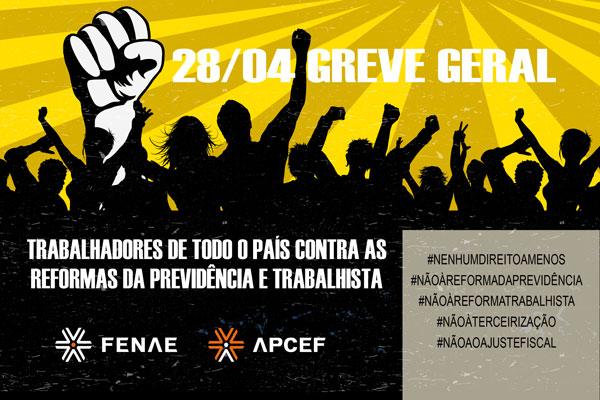 Greve Geral de 28 de abril inaugura um novo ciclo de lutas no Brasil