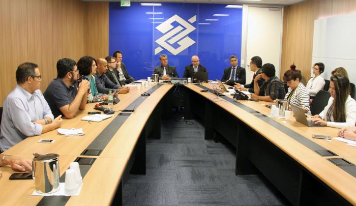 Contraf-CUT e Banco do Brasil debatem mudanças nas PSO