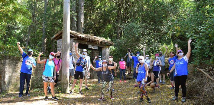 Grupo de Caminhada para Aposentados retoma atividades no dia 26