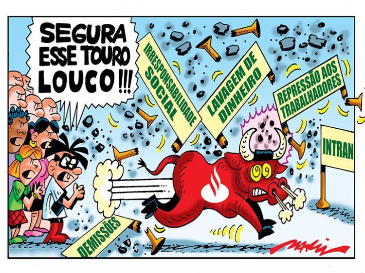 Suposta corrupção do Santander soma-se a coleção de atos nocivos