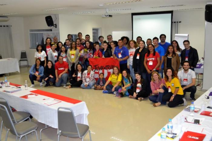 Contraf-CUT participa de 1º Encontro do Projeto Educação Sindical e Organização de Jovens Trabalhadores e Trabalhadoras no Brasil