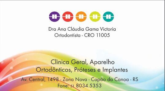 Consultório Dentário Dentista Ana Claúdia Gama Vitória
