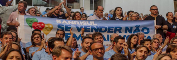 Audiências públicas voltarão a pautar a defesa do Banrisul