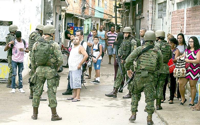 Para MPF, intervenção no Rio é duvidosa e decreto viola leis