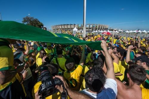 Na Copa do Mundo, o pessimismo foi goleado