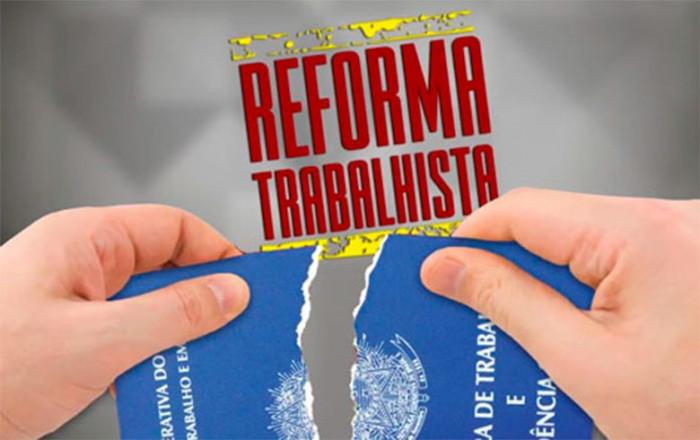 Reforma trabalhista é rejeitada por 81% dos brasileiros, diz pesquisa CUT/Vox Populi