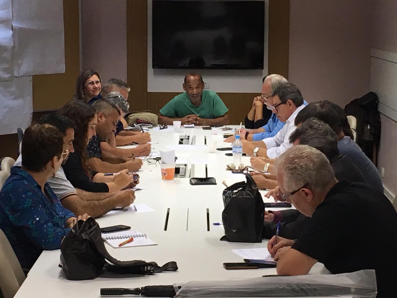 COE e GT de Saúde se reúnem com o Itaú nesta quarta (11)